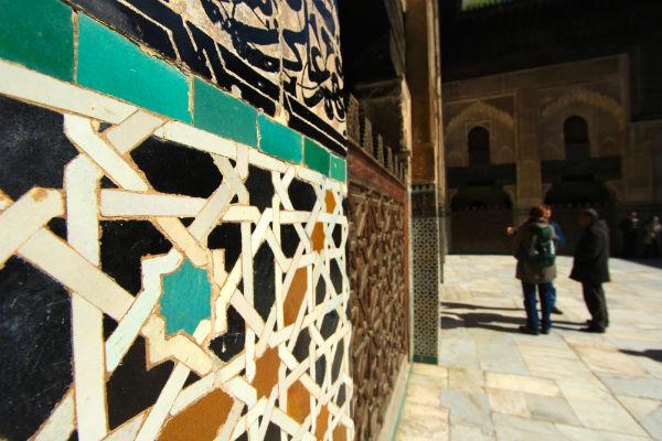 De koranschool 'Medersa Bou Inania'
