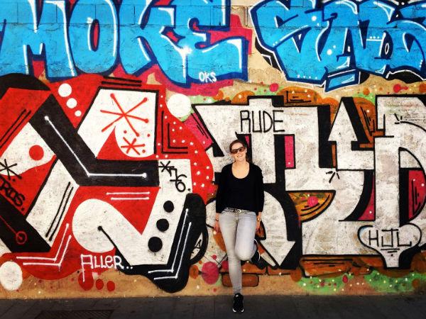 street art in valencia el carmen