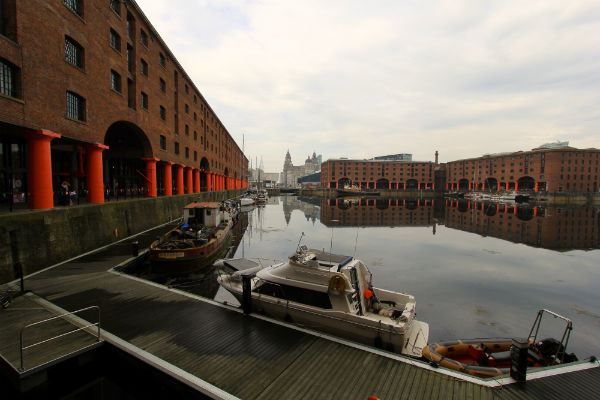 Albert dock liverpool hightlights citytrip