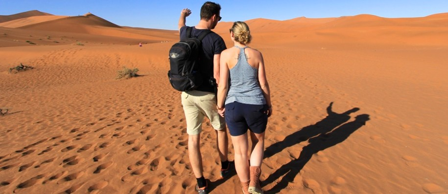 Inpaklijst Namibie & Botswana tips