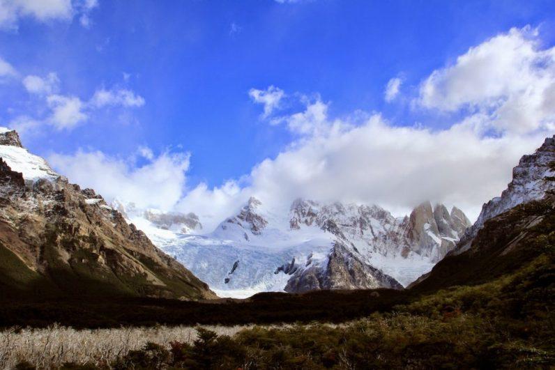 El Chalten is een handige plek om de wandeling naar Laguna de Los Tres te lopen tijdens jouw rondreis Patagonië