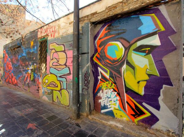el carmen valencia street art