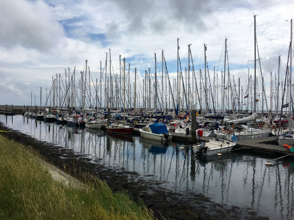 terschelling bootjes haven