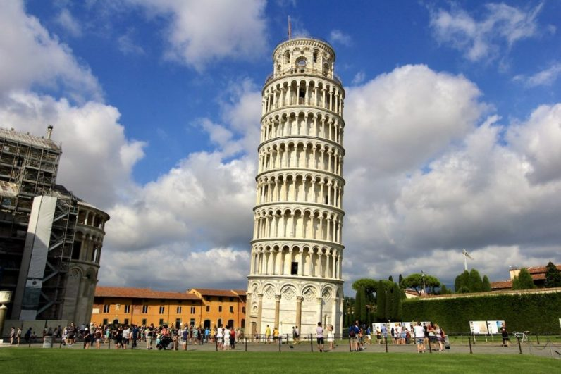 De toren van Pisa mag je eigenlijk niet missen tijdens jouw route toscane van 1 week