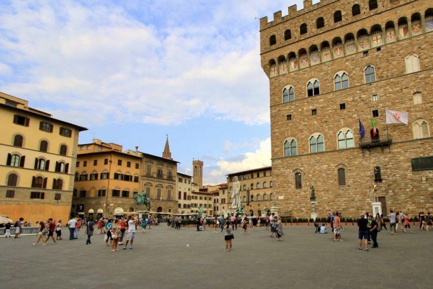 Bezoek Florence als je op vakantie bent in Toscane