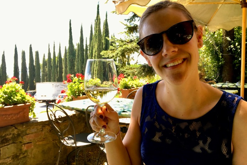 Ga heerlijk eten in Volpaia tijdens jouw route Toscane