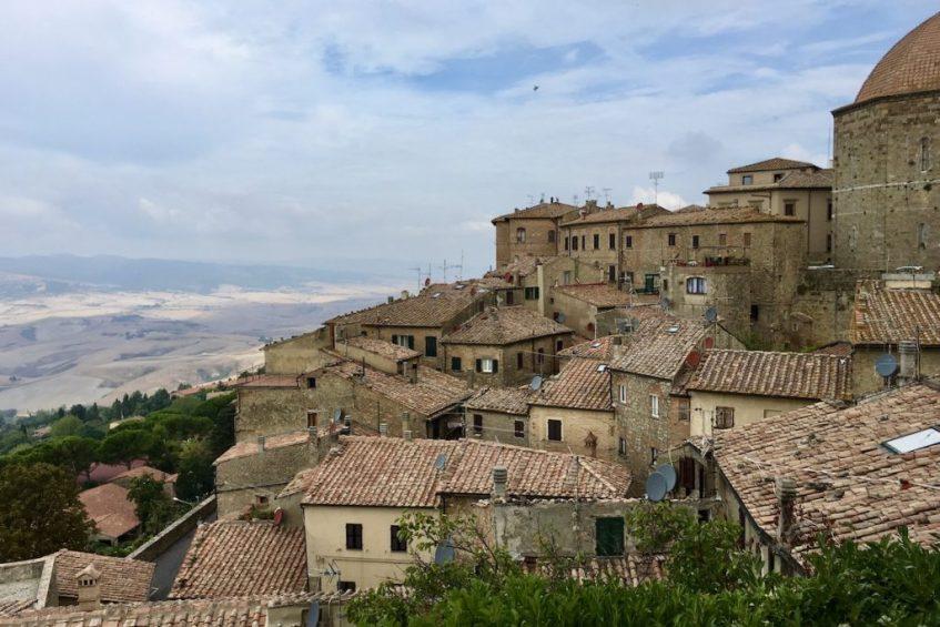 Volterra is absoluut een van de mooiste stadjes van Toscane