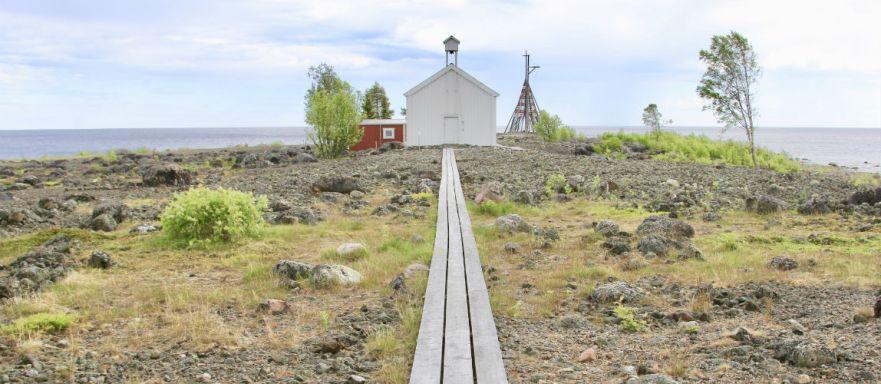 Zweeds Lapland bezoek je in de zomer