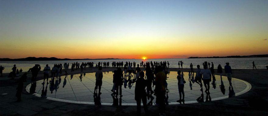 Groet aan de Zon in Zadar