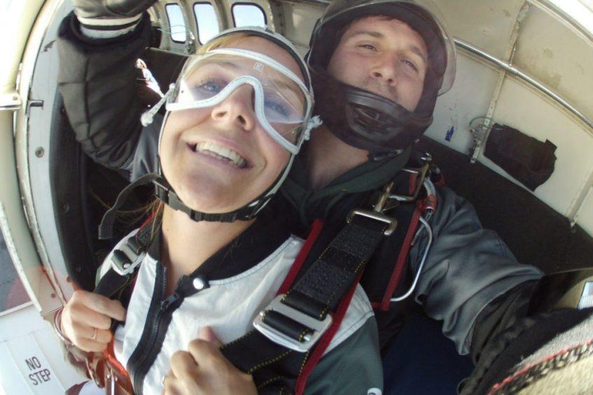 Skydive bij Paradise in Nieuw Zeeland