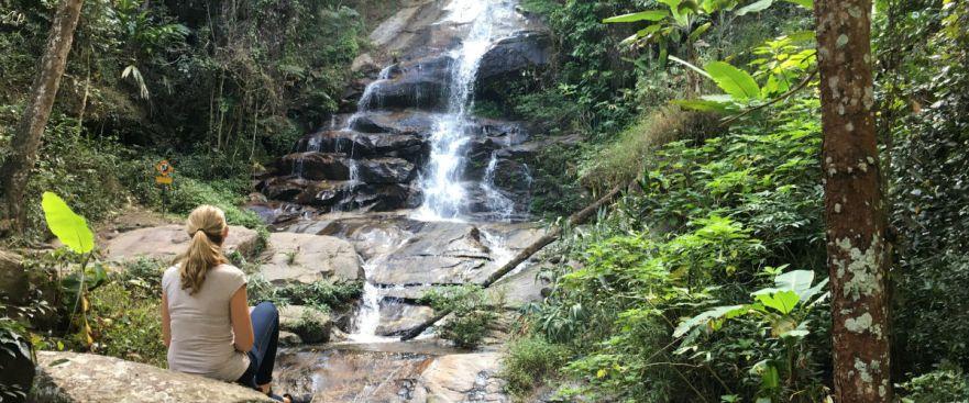Doen in Chiang Mai - ga naar de waterval