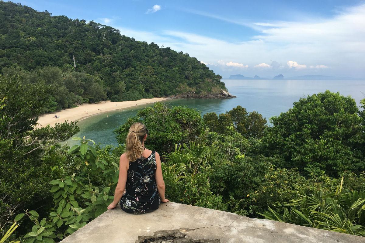 Mu Ko Lanta National Park Thailand