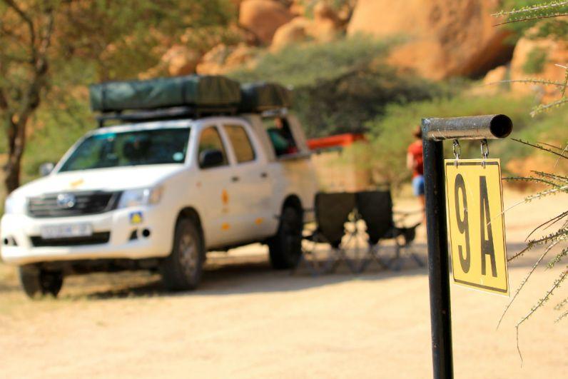 Overnachten op de mooiste plekken met deze praktische tips Namibie kan dat