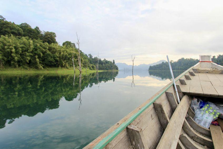 Reisdagboek Khao Sok National Park