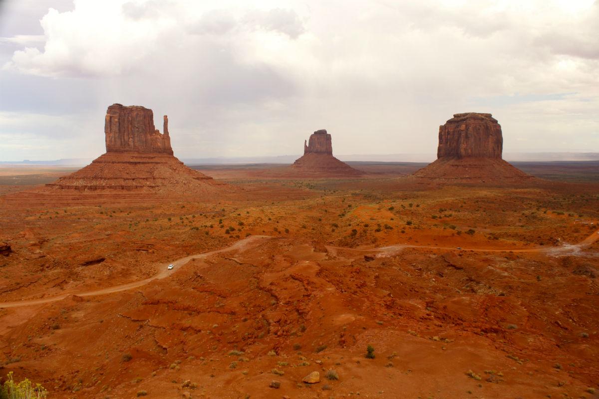 Bezoek het bijzondere Monument Valley tijdens je rondreis West Amerika