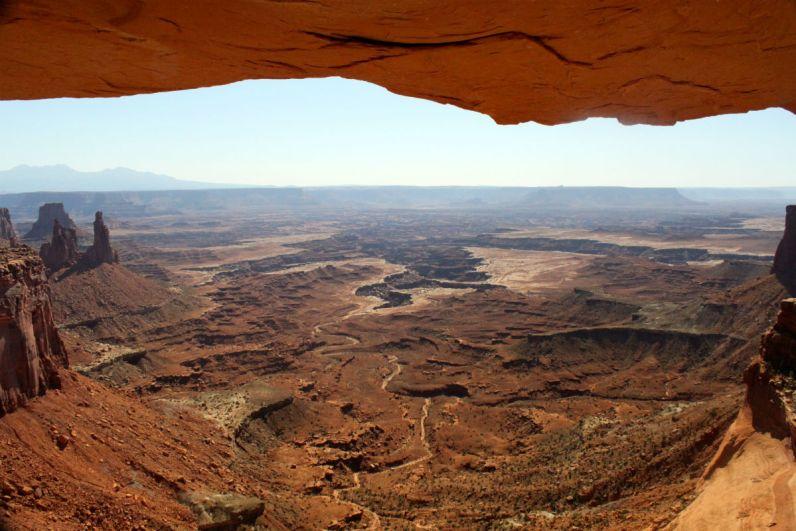 Bezoek het mooie Canyonlands tijdens je rondreis West Amerika
