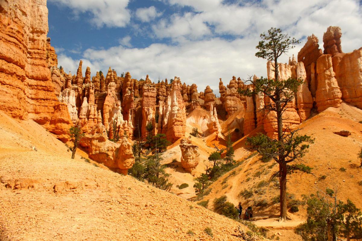 Bezoek het prachtige Bryce Canyon tijdens je rondreis West Amerika