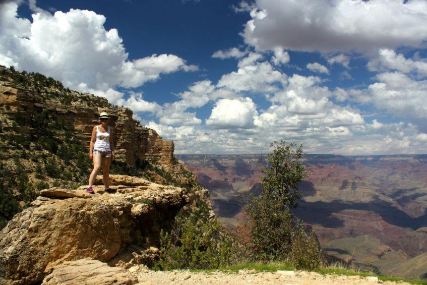 Bezoek het prachtige Grand Canyon tijdens je rondreis West Amerika