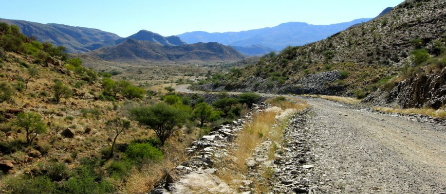 Budget roadtrip namibie botswana met 4x4 en daktent