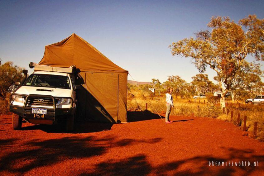 De mooiste roadtrip door West Australie met 4wd en daktent