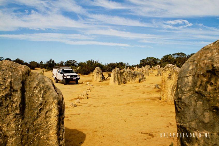 De mooiste roadtrip door West Australie