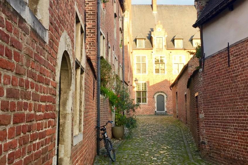 Bezoek het Begijnhof tijdens je weekendje Leuven
