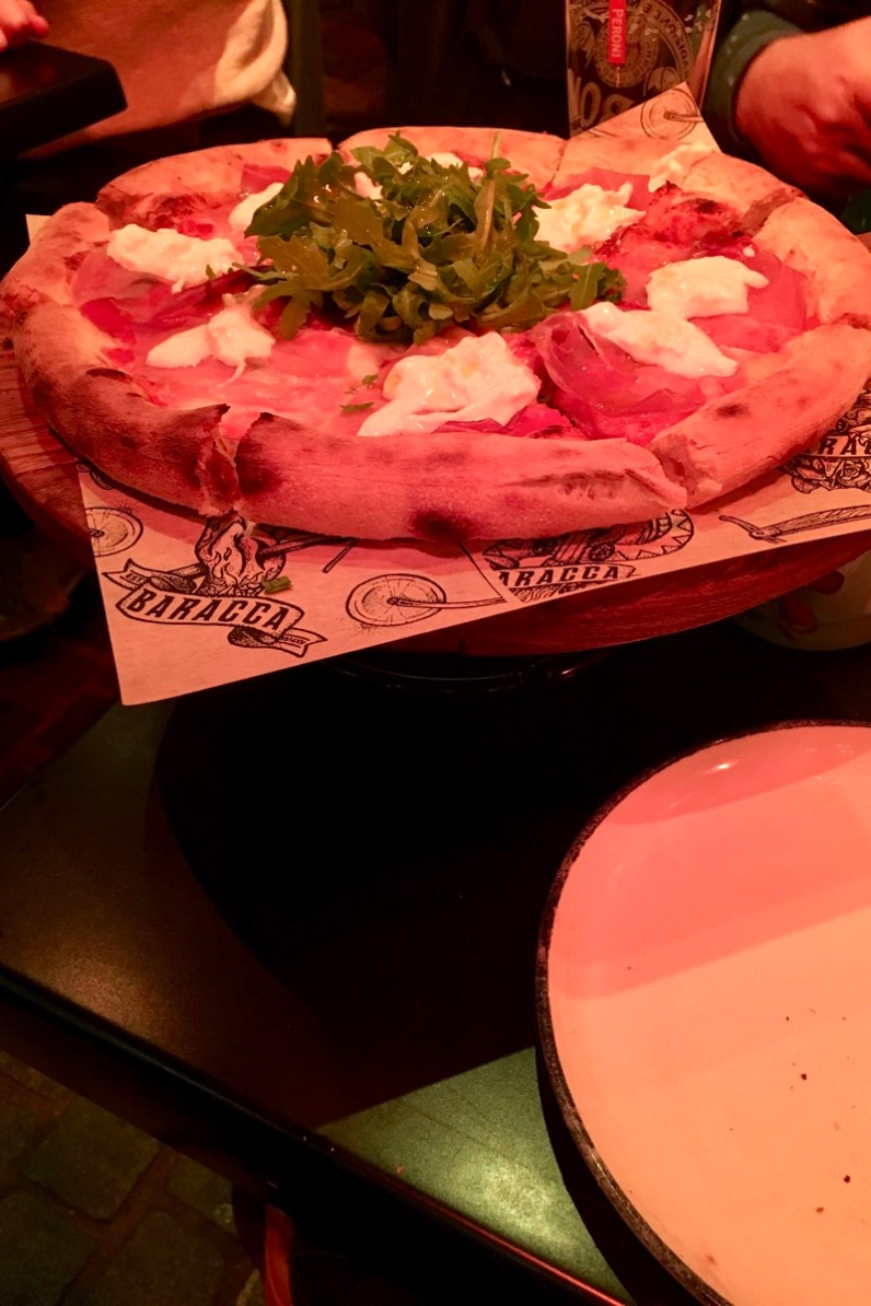 Ga zeker eten bij Baracca tijdens je weekendje Leuven