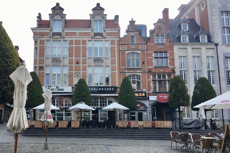 Drink een cocktail bij Bar Nine tijdens je weekendje Leuven