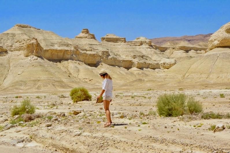 Maak een roadtrip door Israel en bezoek de Negev woestijn