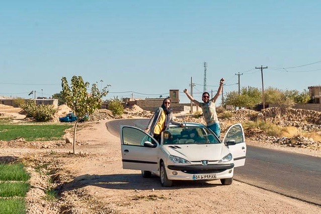 Roadtrip Iran