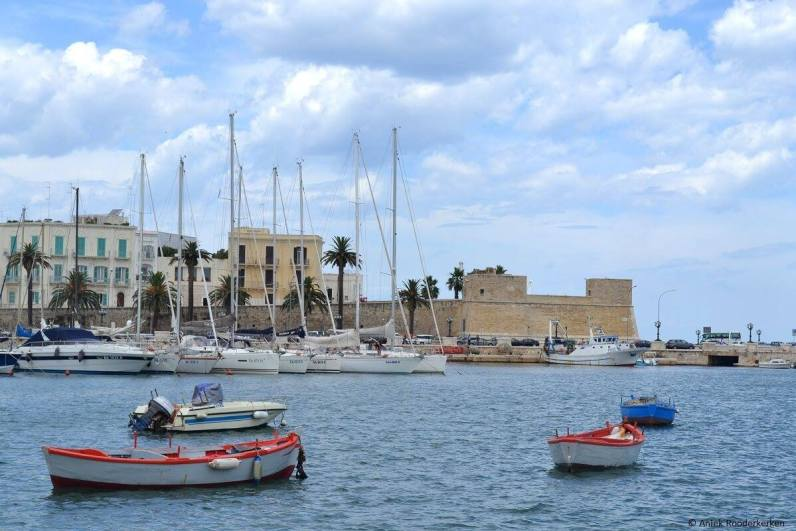 Ga zeker een bezoek brengen aan Puglia als je op roadtrip in Italie bent