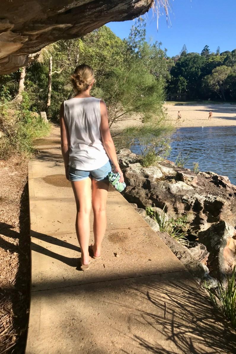 Heerlijk op het strand met mijn Tesalate beach towel