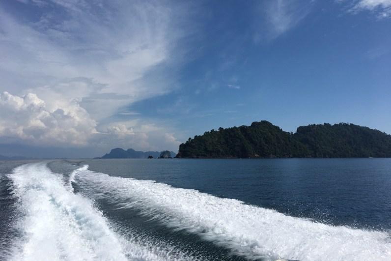 Onderweg naar de four islands koh lanta tips
