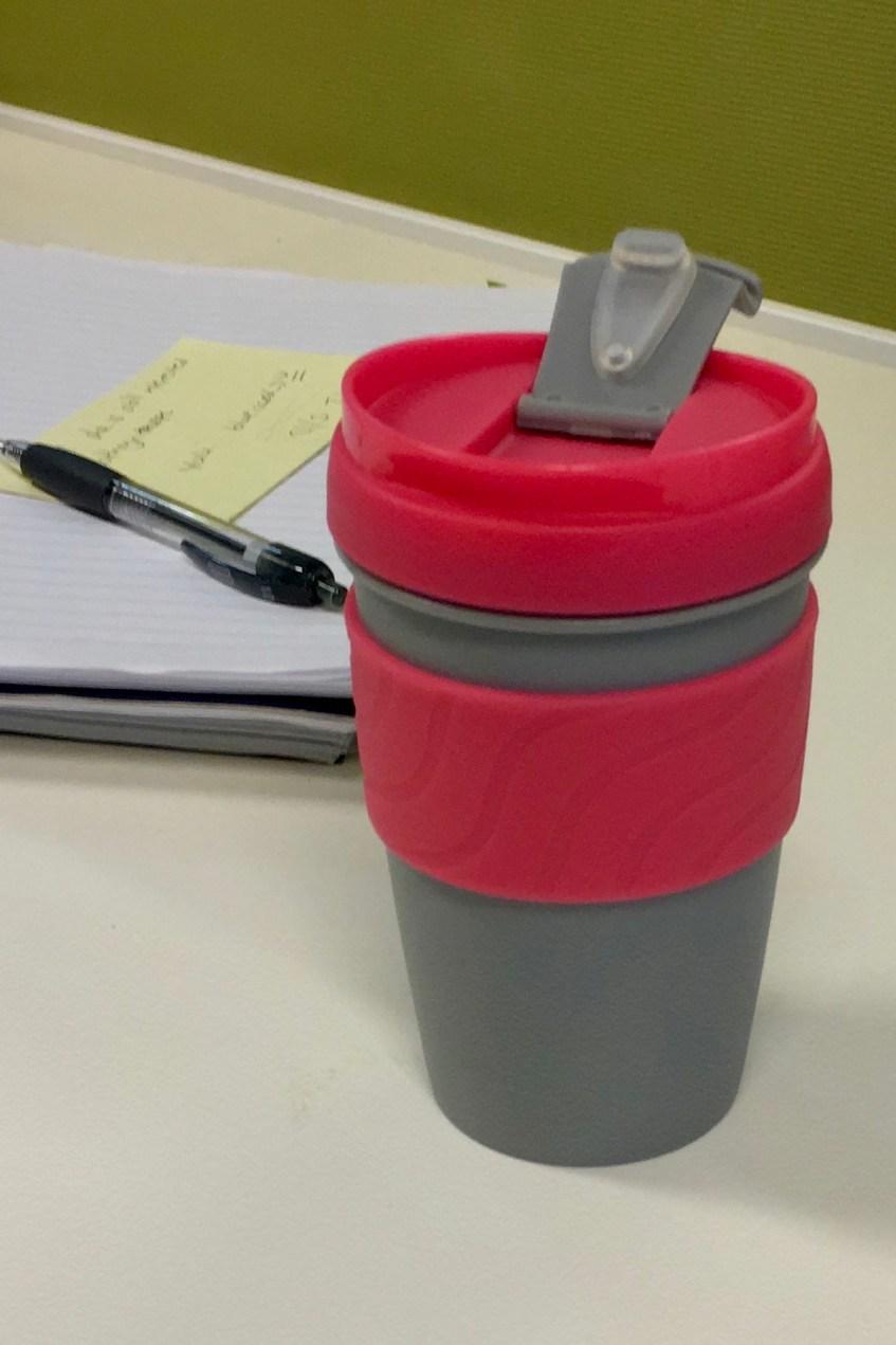 Mijn dagelijkse bakje koffie in Sydney