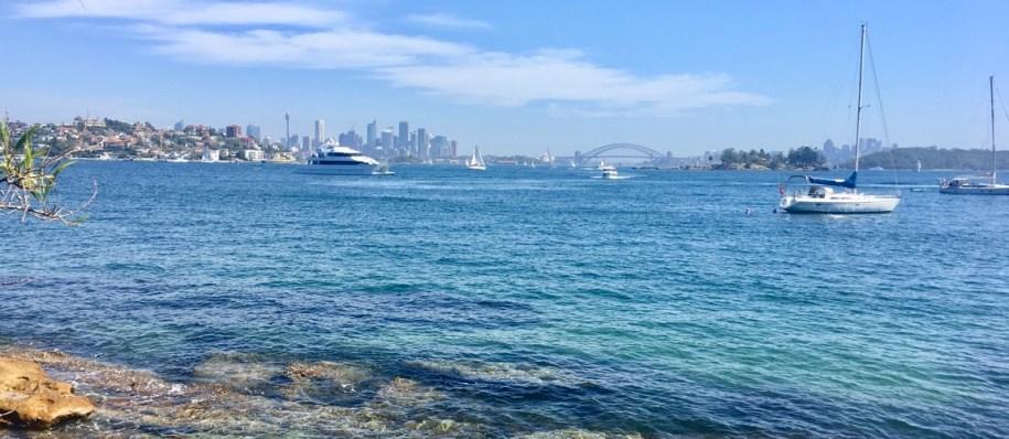 Bewandel in Sydney zeker de Rose Bay to Watson Bay Walk