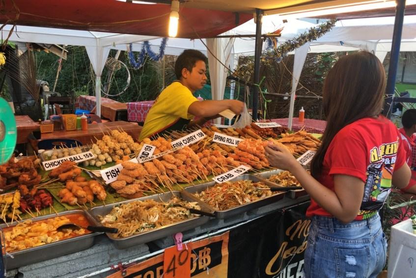 Tijdens je rondreis Thailand zul je merken dat het eten heerlijk is