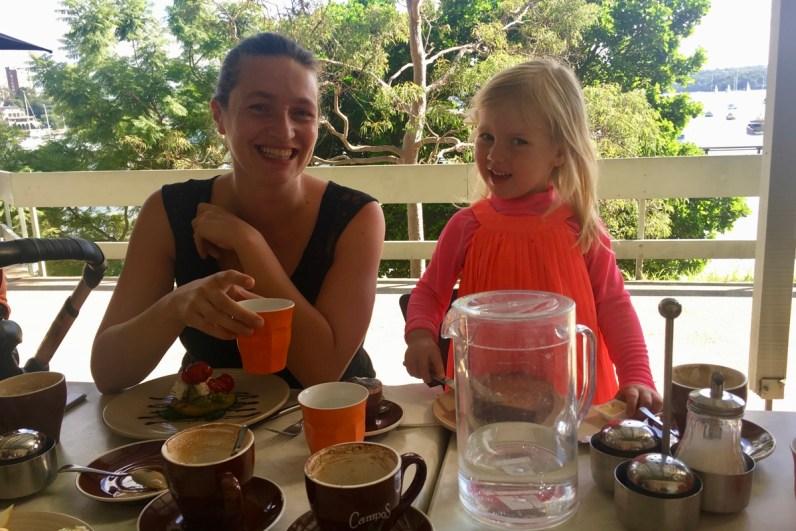 Sydney ontdekken is genieten van een heerlijke brunch