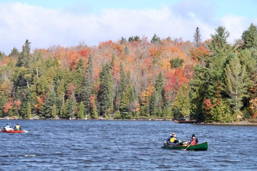 Bezoek tijdens je rondreis Canada & New York zeker Algonquin Provincial Park
