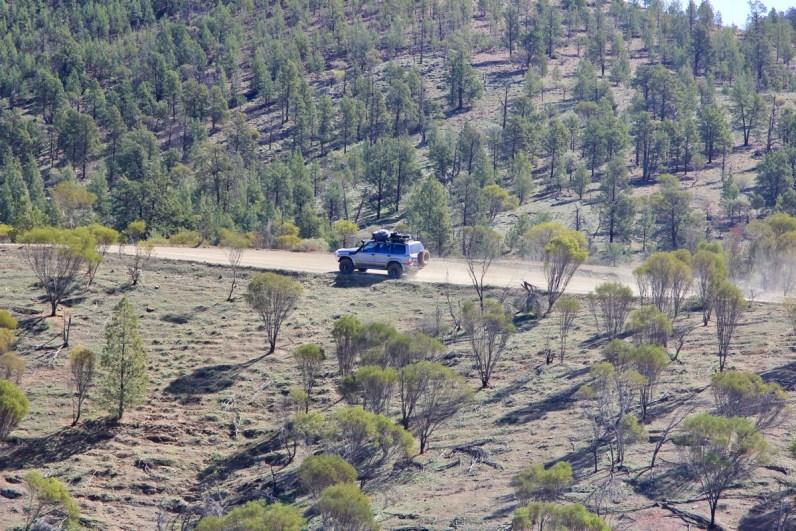 Op ontdekking in Flinders Ranges National Park