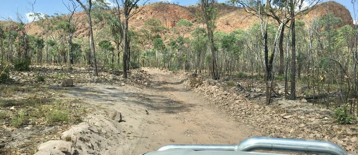 De Gibb River Road is een unieke belevenis als je van Darwin naar Broome reist