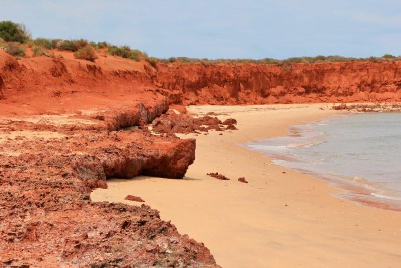Absoluut een van de highlights langs de westkust van Australie is Francois Peron National Park