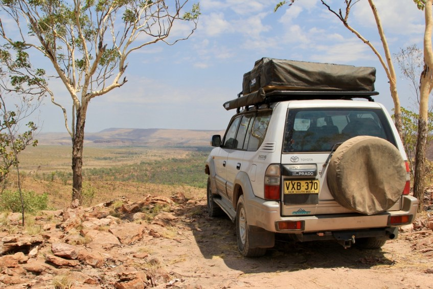 Ontdek The Kimberley per 4×4 – Rijd de Gibb River Road