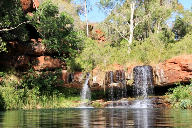 Karijini National Park is een must do in West Australië