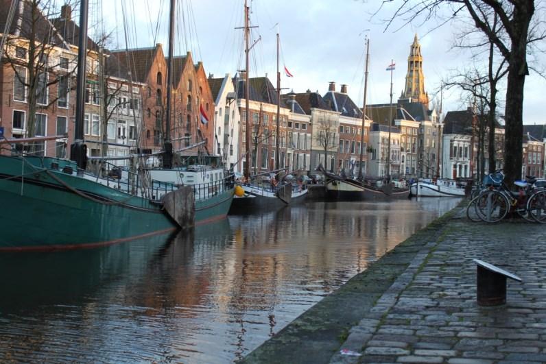 Gezellig Groningen in de winter