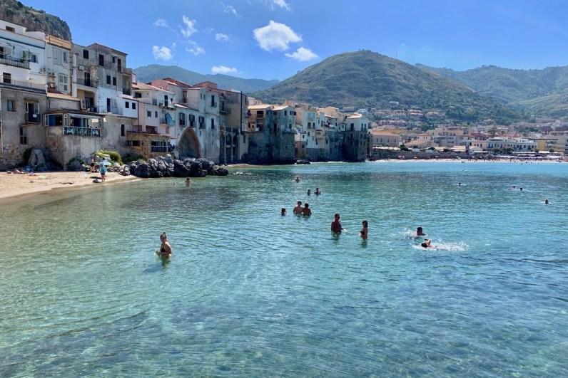 Geniet in Cefalu op nog geen uur van Palermo
