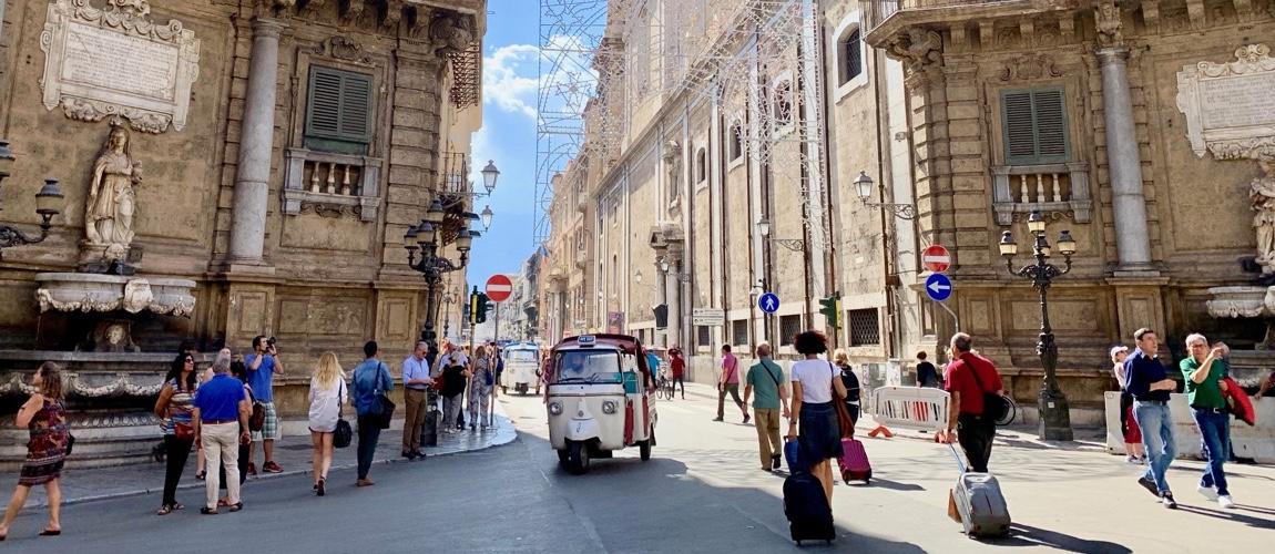Doen: Palermo ontdekken op Sicilie
