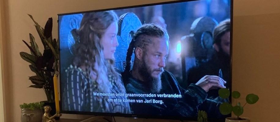 Vikings de leukste Netflix series om Corona draaglijk te maken