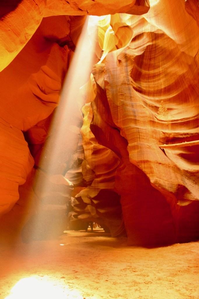 Antelope Canyon hoort thuis in jouw Amerika reis