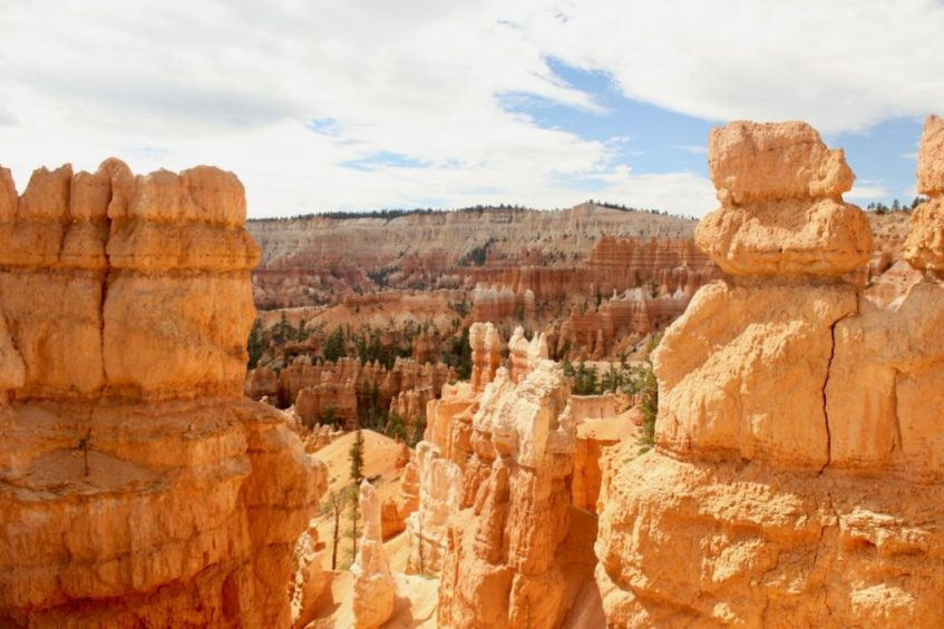 Zo mooi is wandelen in Bryce Canyon