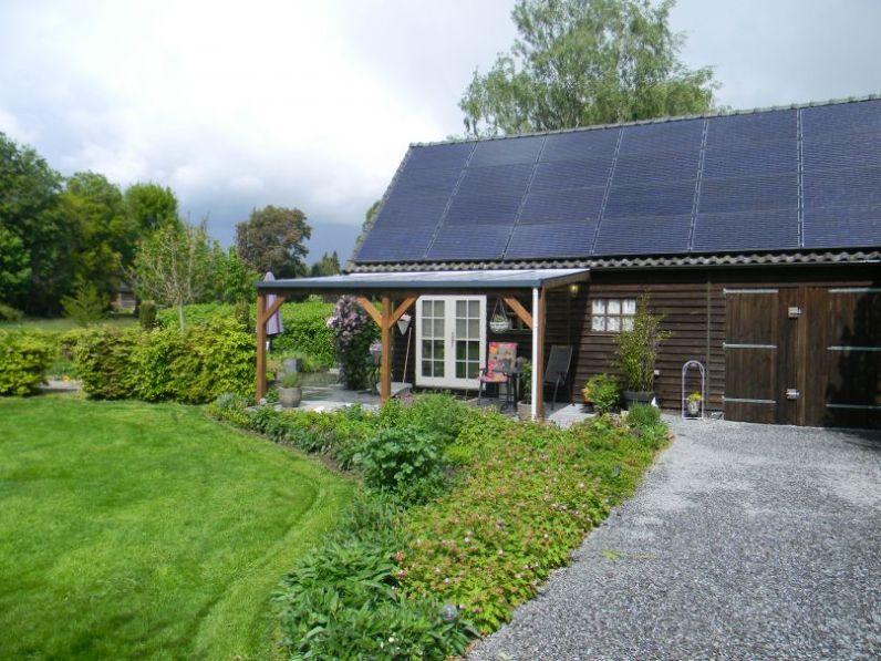Dit huisje in Brummen is de plek om te overnachten op de Veluwe